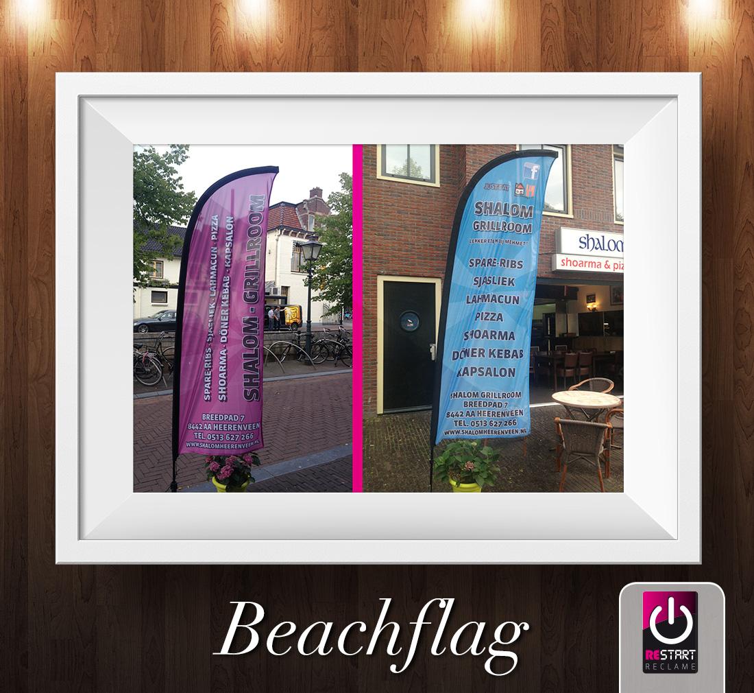 Beachflag1